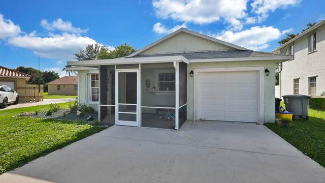 10218 Boynton Place Circle, Boynton Beach, FL 33437 (MLS #RX-10661802) :: Berkshire Hathaway HomeServices EWM Realty