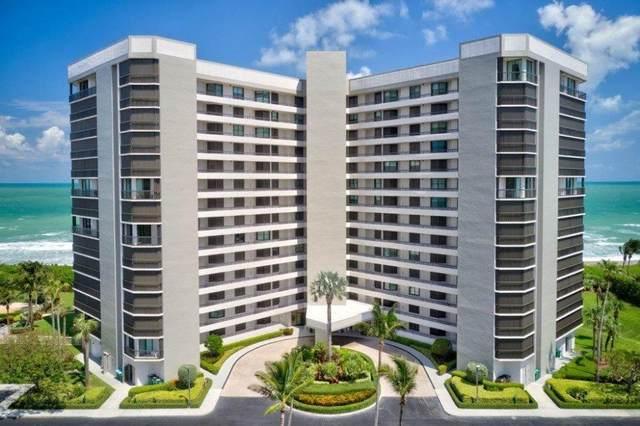 8880 S Ocean Drive #405, Jensen Beach, FL 34957 (#RX-10661872) :: Posh Properties