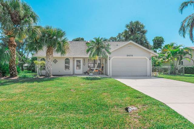 2472 SE Pascal Avenue, Port Saint Lucie, FL 34952 (MLS #RX-10661873) :: Berkshire Hathaway HomeServices EWM Realty