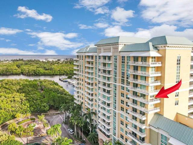 700 E Boynton Beach Boulevard #1108, Boynton Beach, FL 33435 (#RX-10662097) :: Posh Properties
