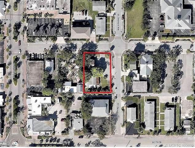 34 SE 6th Street, Stuart, FL 34994 (MLS #RX-10662101) :: Berkshire Hathaway HomeServices EWM Realty