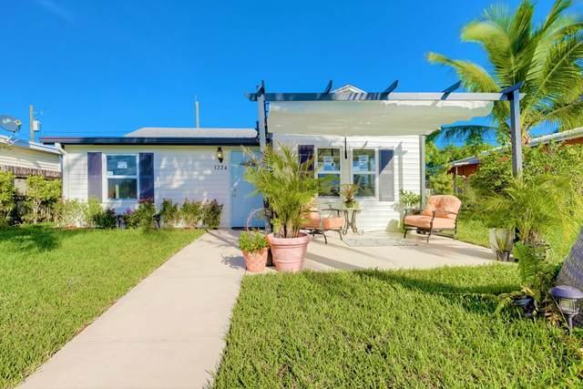 1224 N A Street, Lake Worth Beach, FL 33460 (MLS #RX-10662109) :: Berkshire Hathaway HomeServices EWM Realty