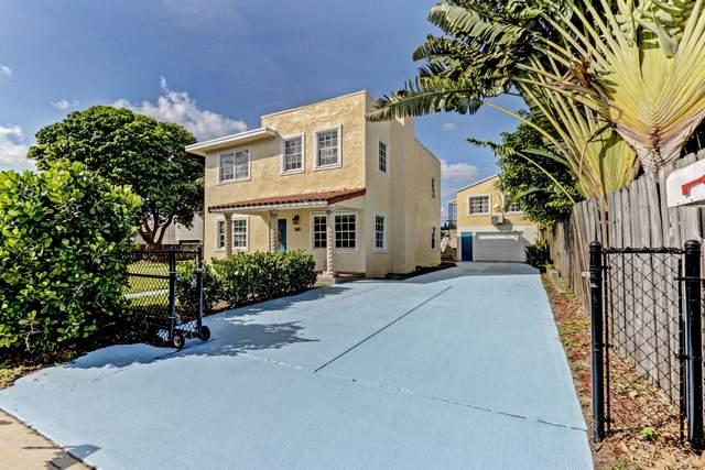 921 Ortega Road, West Palm Beach, FL 33405 (MLS #RX-10662153) :: Berkshire Hathaway HomeServices EWM Realty