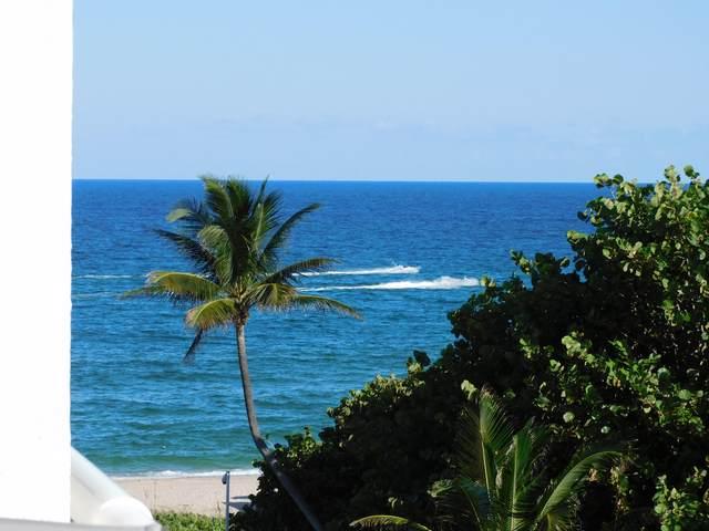 2780 S Ocean Boulevard #507, Palm Beach, FL 33480 (MLS #RX-10662164) :: Berkshire Hathaway HomeServices EWM Realty