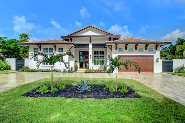5111 NE 28th Avenue, Lighthouse Point, FL 33064 (MLS #RX-10662173) :: THE BANNON GROUP at RE/MAX CONSULTANTS REALTY I