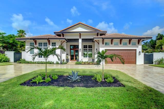 5111 NE 28th Avenue, Lighthouse Point, FL 33064 (#RX-10662173) :: Ryan Jennings Group