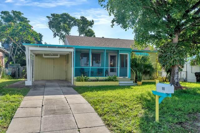 910 N E Street, Lake Worth Beach, FL 33460 (MLS #RX-10662295) :: Berkshire Hathaway HomeServices EWM Realty