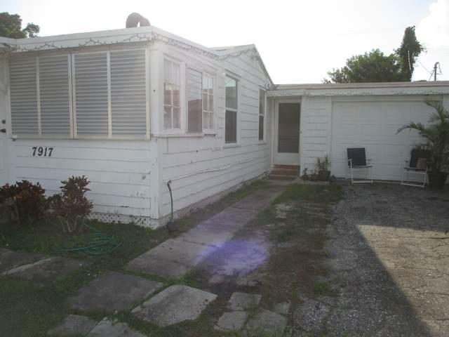 7917 Coral Street, Lantana, FL 33462 (#RX-10662300) :: The Rizzuto Woodman Team
