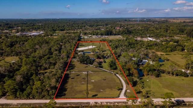3765 E Rd Road, Loxahatchee, FL 33470 (MLS #RX-10662306) :: Berkshire Hathaway HomeServices EWM Realty