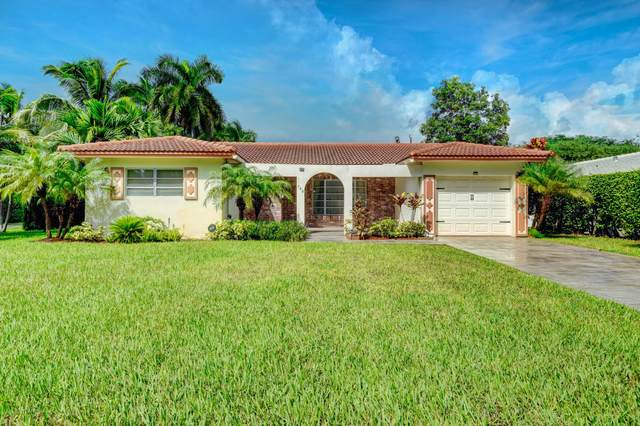 799 Periwinkle Street, Boca Raton, FL 33486 (MLS #RX-10662312) :: THE BANNON GROUP at RE/MAX CONSULTANTS REALTY I