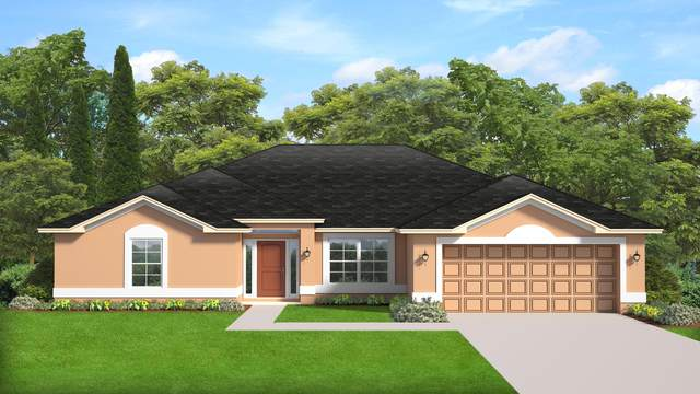 5810 Tangelo Drive, Fort Pierce, FL 34982 (MLS #RX-10662313) :: THE BANNON GROUP at RE/MAX CONSULTANTS REALTY I