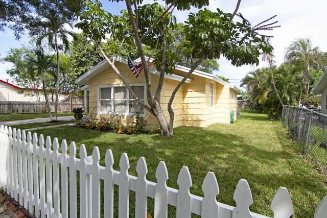 527 50th Street, West Palm Beach, FL 33407 (#RX-10662315) :: The Rizzuto Woodman Team