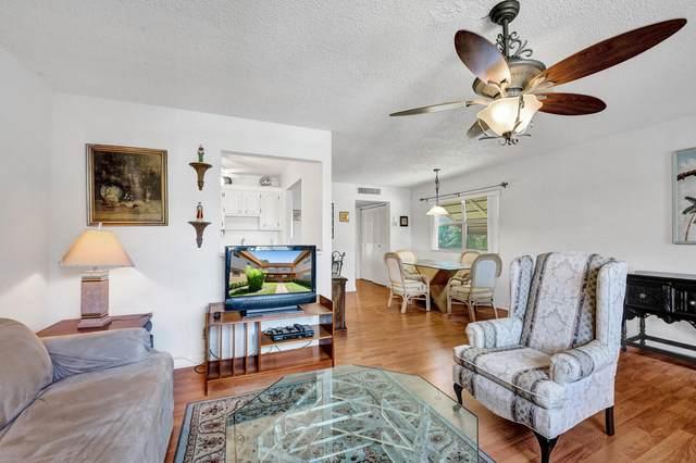 286 Brittany F, Delray Beach, FL 33446 (#RX-10662333) :: Posh Properties