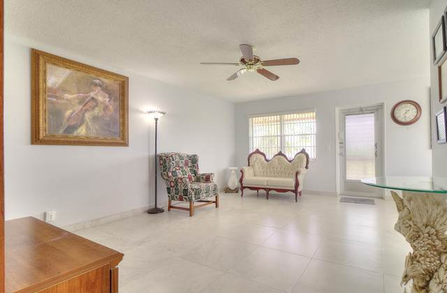 14 Canterbury A, West Palm Beach, FL 33417 (MLS #RX-10662340) :: Berkshire Hathaway HomeServices EWM Realty