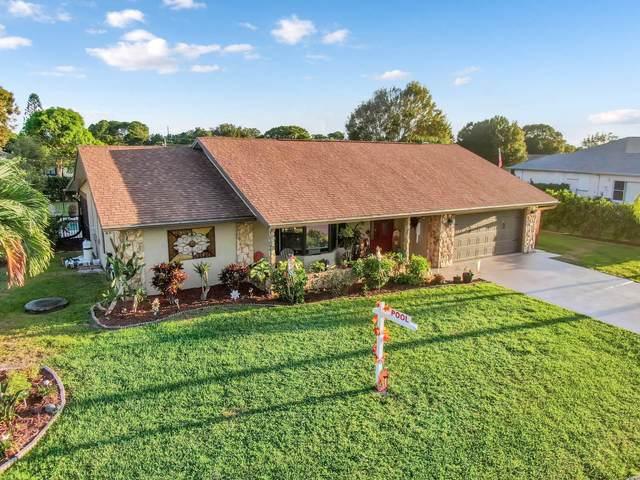 1662 SE Portillo Road, Port Saint Lucie, FL 34952 (MLS #RX-10662375) :: Berkshire Hathaway HomeServices EWM Realty