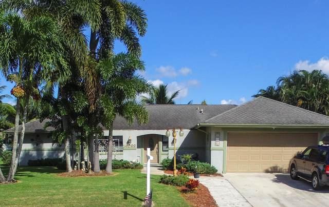14099 Tecoma Drive, Wellington, FL 33414 (MLS #RX-10662443) :: Berkshire Hathaway HomeServices EWM Realty