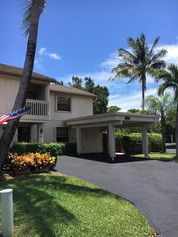 242 Deer Creek Wildwood Lane E, Deerfield Beach, FL 33442 (MLS #RX-10662448) :: Berkshire Hathaway HomeServices EWM Realty