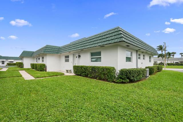 3200 Meridian Way S #1, Palm Beach Gardens, FL 33410 (#RX-10662450) :: Realty One Group ENGAGE
