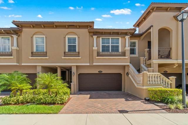 3115 Waterside Circle, Boynton Beach, FL 33435 (MLS #RX-10662507) :: Berkshire Hathaway HomeServices EWM Realty