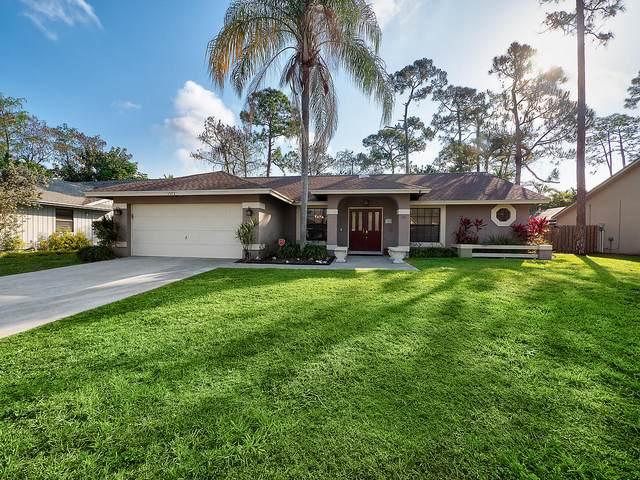 1572 Primrose Lane, Wellington, FL 33414 (MLS #RX-10662523) :: Berkshire Hathaway HomeServices EWM Realty