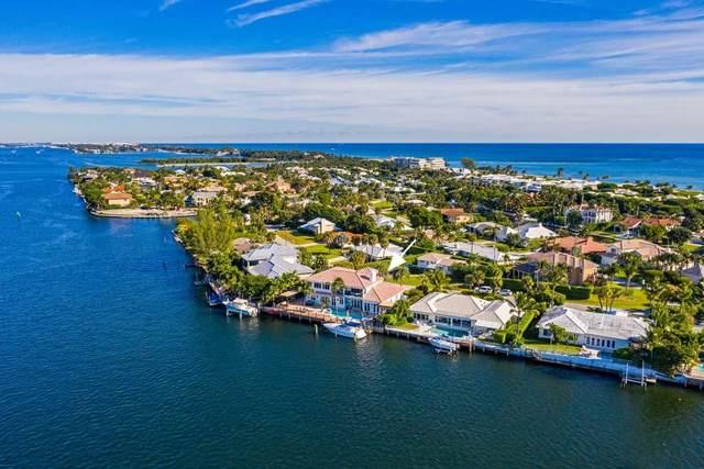 11 Sabal Island Drive, Ocean Ridge, FL 33435 (#RX-10662547) :: Posh Properties