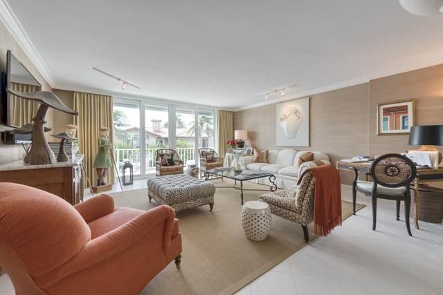 100 Worth Avenue #318, Palm Beach, FL 33480 (MLS #RX-10662567) :: Berkshire Hathaway HomeServices EWM Realty
