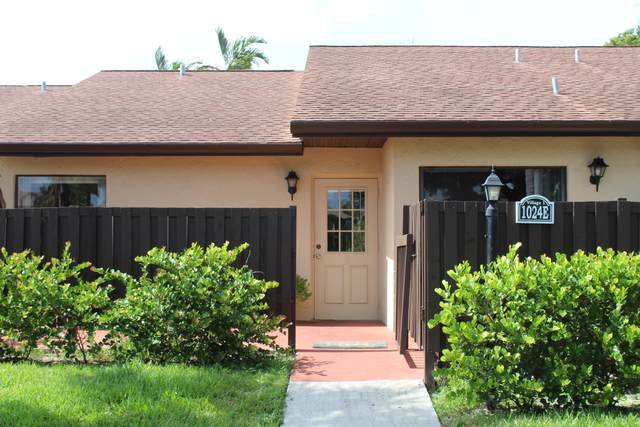 1024 Green Pine Boulevard E, West Palm Beach, FL 33409 (MLS #RX-10662595) :: Berkshire Hathaway HomeServices EWM Realty