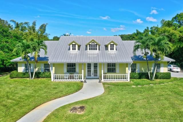 1055 SE Salerno Road, Stuart, FL 34997 (MLS #RX-10662681) :: Berkshire Hathaway HomeServices EWM Realty
