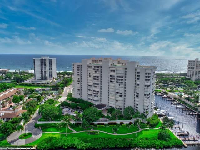 4201 N Ocean Boulevard #1608, Boca Raton, FL 33431 (#RX-10662732) :: Realty One Group ENGAGE