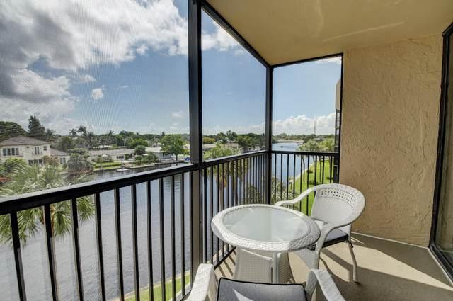 18 Royal Palm Way #404, Boca Raton, FL 33432 (#RX-10662759) :: Posh Properties