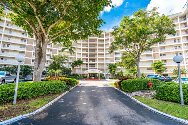 3010 N Course Drive #506, Pompano Beach, FL 33069 (#RX-10662804) :: Posh Properties