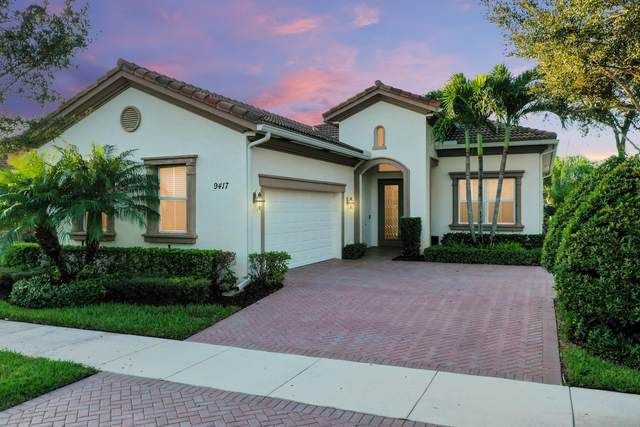 9417 SW Nuova Way, Port Saint Lucie, FL 34986 (MLS #RX-10662808) :: THE BANNON GROUP at RE/MAX CONSULTANTS REALTY I