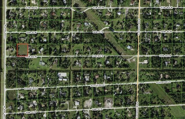 0 55th Road N, Loxahatchee, FL 33470 (#RX-10662831) :: Treasure Property Group