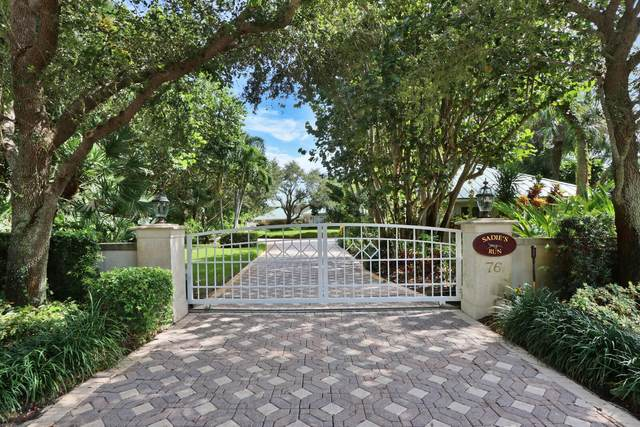 76 S Sewalls Point Road, Sewalls Point, FL 34996 (#RX-10662838) :: Realty One Group ENGAGE