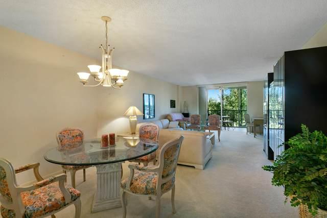 4735 Lucerne Lakes Boulevard E #407, Lake Worth, FL 33467 (MLS #RX-10662852) :: Berkshire Hathaway HomeServices EWM Realty