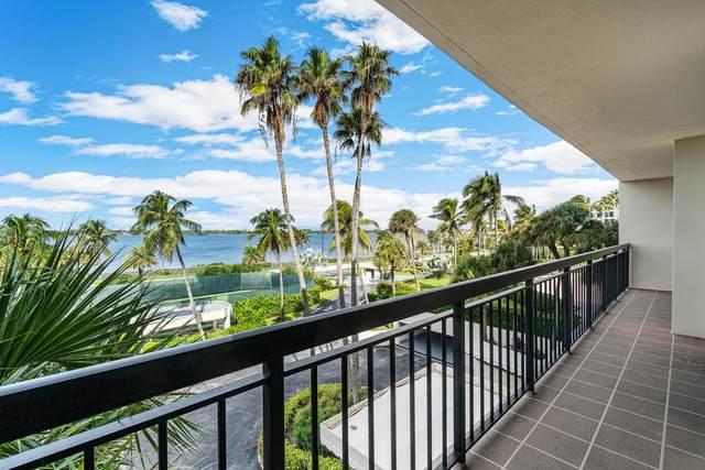 3140 S Ocean Boulevard 301S, Palm Beach, FL 33480 (#RX-10662870) :: Posh Properties
