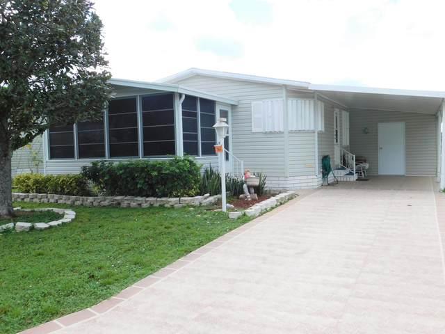 363 Tropical Isles Circle, Fort Pierce, FL 34982 (MLS #RX-10662896) :: Berkshire Hathaway HomeServices EWM Realty