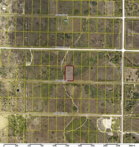 16327 NW 286th Street, Okeechobee, FL 34972 (#RX-10662902) :: Treasure Property Group
