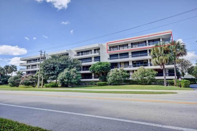 277 N Ocean Boulevard #404, Boca Raton, FL 33432 (#RX-10662904) :: Posh Properties