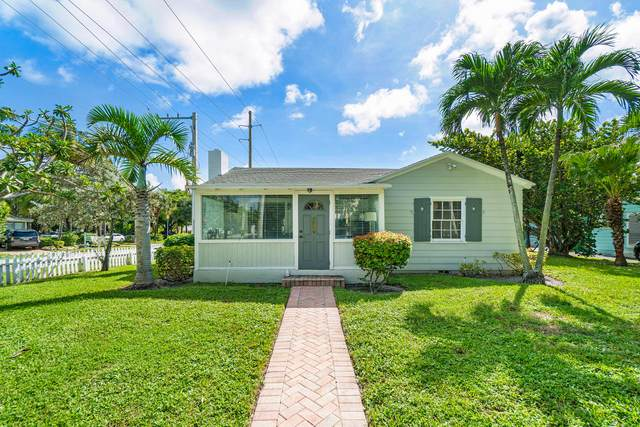 145 N Swinton Avenue, Delray Beach, FL 33444 (MLS #RX-10662927) :: Berkshire Hathaway HomeServices EWM Realty