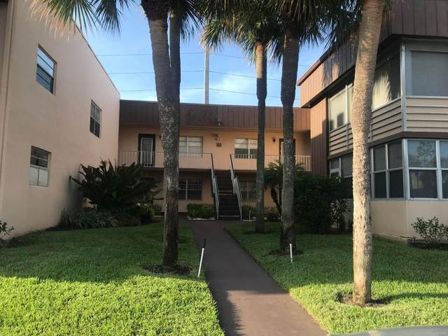523 Normandy K, Delray Beach, FL 33484 (MLS #RX-10662946) :: Berkshire Hathaway HomeServices EWM Realty