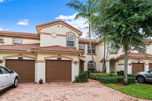 16121 Poppyseed Circle #1702, Delray Beach, FL 33484 (MLS #RX-10662947) :: Berkshire Hathaway HomeServices EWM Realty