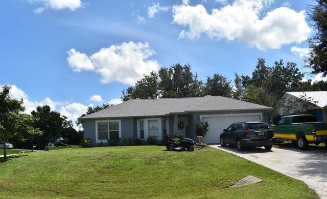 602 Atlantus Terrace, Sebastian, FL 32958 (MLS #RX-10662976) :: Berkshire Hathaway HomeServices EWM Realty