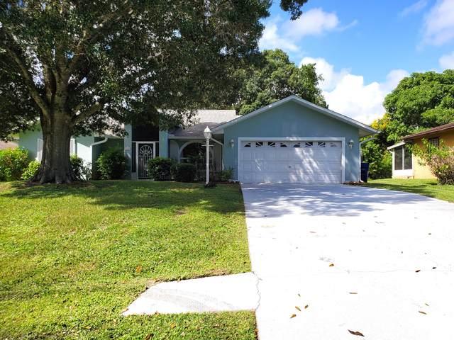 1349 Clearbrook Street, Sebastian, FL 32958 (MLS #RX-10662994) :: Berkshire Hathaway HomeServices EWM Realty