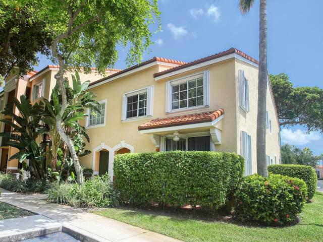 131 Yacht Club Way #102, Hypoluxo, FL 33462 (#RX-10663008) :: Posh Properties