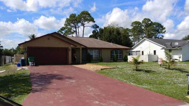 1374 SE Naples Lane, Port Saint Lucie, FL 34984 (#RX-10663016) :: Posh Properties