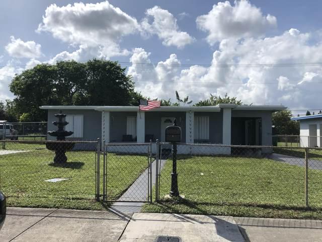 16130 NW 21st Avenue, Miami Gardens, FL 33054 (MLS #RX-10663048) :: Castelli Real Estate Services