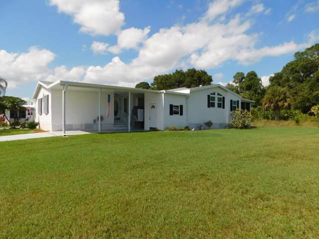 288 W Old Key West Place W, Fort Pierce, FL 34982 (MLS #RX-10663078) :: Berkshire Hathaway HomeServices EWM Realty