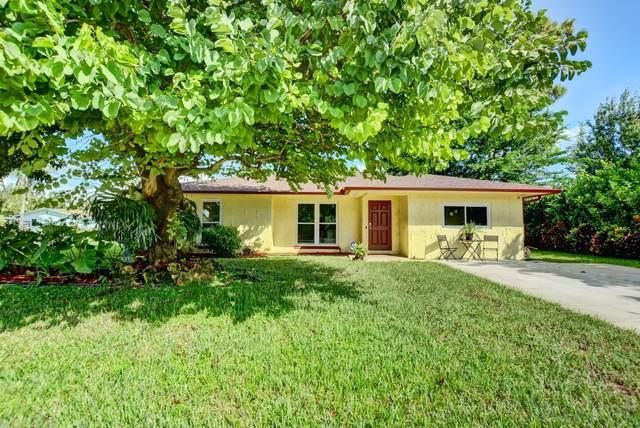 3697 Briggs Drive, Lake Worth, FL 33461 (MLS #RX-10663081) :: Berkshire Hathaway HomeServices EWM Realty
