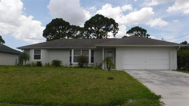 2236 SW Plymouth Street, Port Saint Lucie, FL 34953 (MLS #RX-10663114) :: Berkshire Hathaway HomeServices EWM Realty